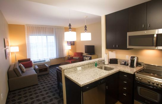 Room TownePlace Suites Lincoln North