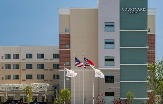 Vista exterior Courtyard Raleigh-Durham Airport/Brier Creek