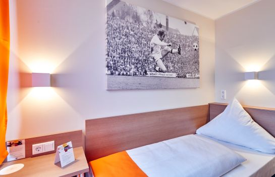 Chambre individuelle (standard) McDreams