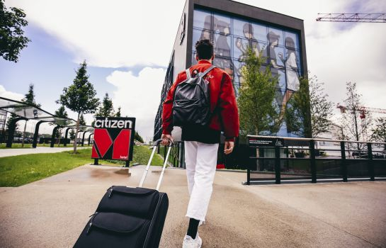 Foto citizenM Paris CDG Airport