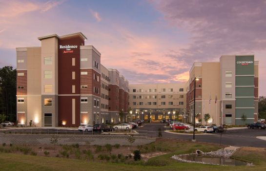 Exterior view Residence Inn Raleigh-Durham Airport/Brier Creek