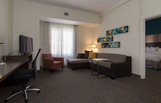 Habitación Residence Inn Raleigh-Durham Airport/Brier Creek