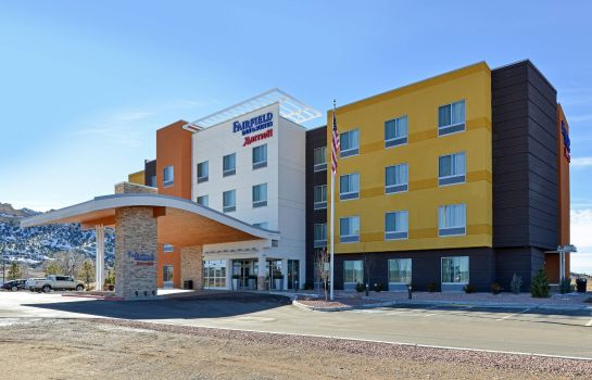 Außenansicht Fairfield Inn & Suites Gallup