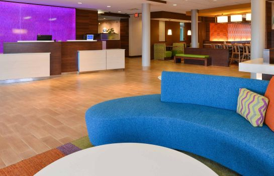 Hol hotelowy Fairfield Inn & Suites Gallup