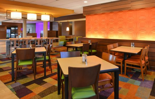 Restaurant Fairfield Inn & Suites Gallup