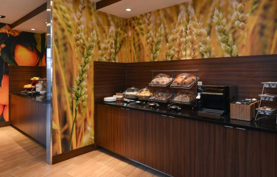 Ristorante Fairfield Inn & Suites Gallup