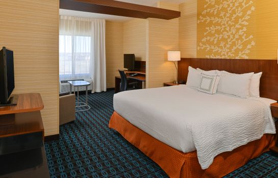 Suite Fairfield Inn & Suites Gallup