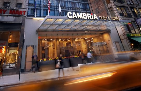 Außenansicht Cambria hotel & suites New York - Times Square