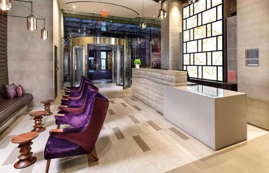 Hol hotelowy Cambria Hotel New York - Times Square