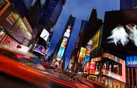 Informacja Cambria Hotel New York - Times Square