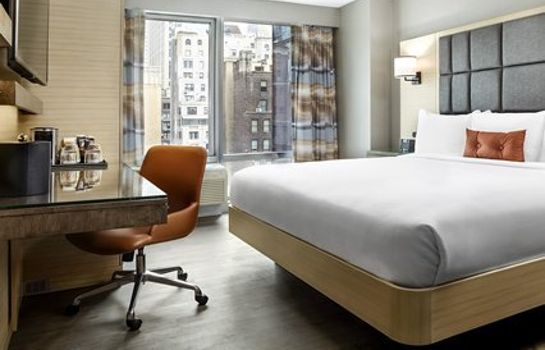 Zimmer Cambria hotel & suites New York - Times Square
