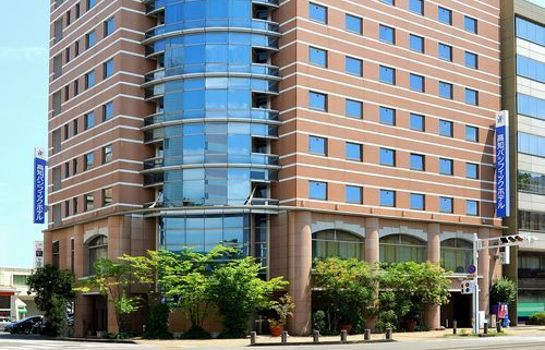 Exterior view Kochi Pacific Hotel