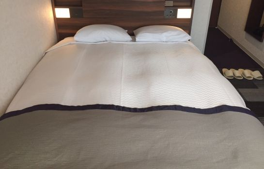 Double room (standard) Kochi Pacific Hotel