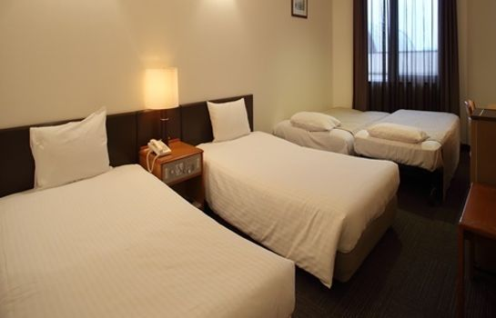 Four-bed room Hotel Hakodate Royal
