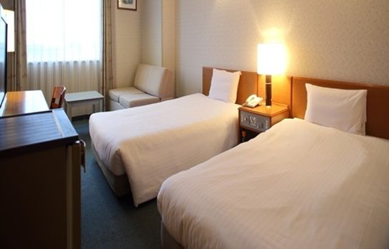 Double room (standard) Hotel Hakodate Royal
