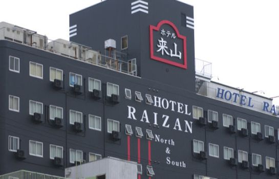 Exterior view Business Hotel Raizan South