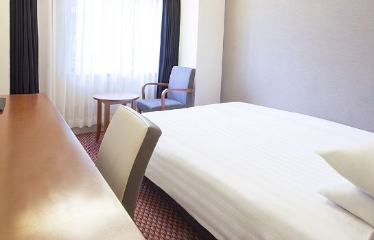 Single room (standard) Hearton Hotel Kyoto