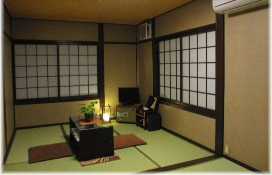Four-bed room (RYOKAN) Ryoso Chatani
