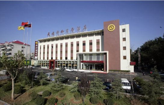 Foto Shunhe International Hotel Tianxi