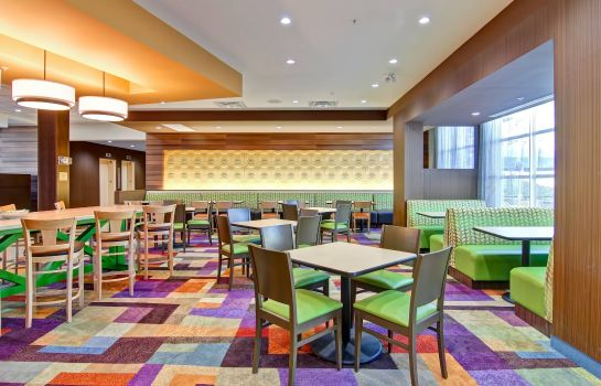 Restaurante Fairfield Inn & Suites Kamloops