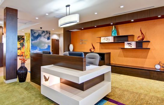 Info Fairfield Inn & Suites Kamloops