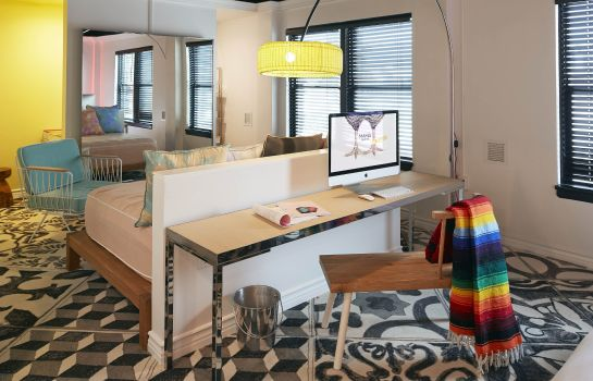 Designhotel Mama Shelter : Hotel mama shelter los angeles u great prices at hotel info