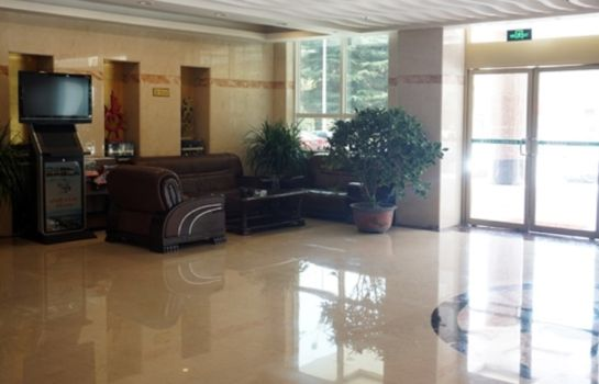 Vista all'interno Green Tree Alliance ShanDong RiZhao HuangHaiEr Road WanPingKou Hotel (Domestic only)