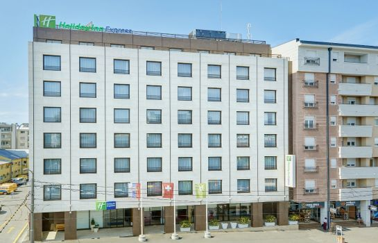 Exterior view Holiday Inn Express BELGRADE - CITY