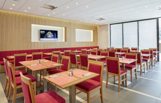 Restaurant Holiday Inn Express BELGRADE - CITY
