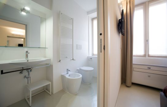 Bagno in camera Bnb Papillon