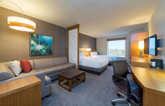 Kamers Hyatt Place Nashville Downtown