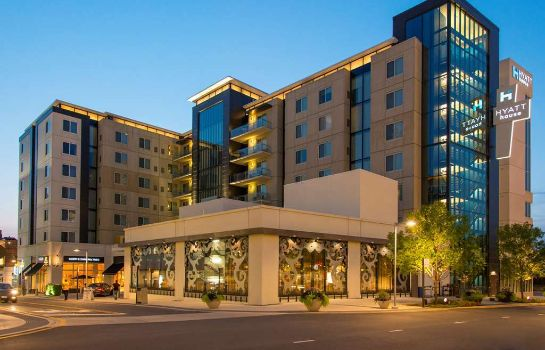 Buitenaanzicht Hyatt House Falls Church