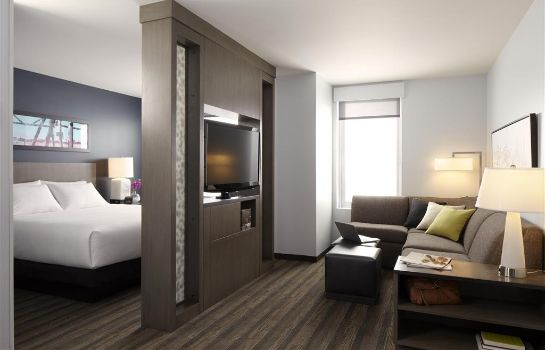 Suite HYATT HOUSE SALT LAKE CITY DOWNTOWN