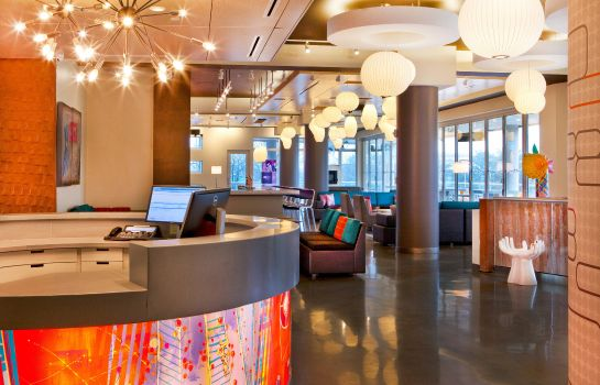 Hotelbar Aloft Raleigh