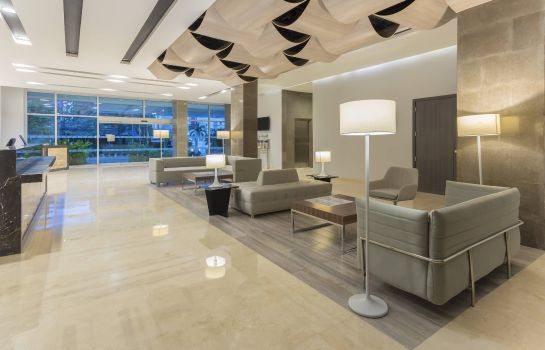 Hotelhalle Four Points by Sheraton Barranquilla Four Points by Sheraton Barranquilla