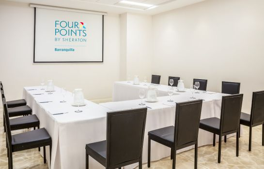 Sala konferencyjna Four Points by Sheraton Barranquilla