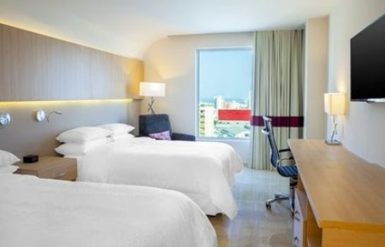 Zimmer Four Points by Sheraton Barranquilla Four Points by Sheraton Barranquilla
