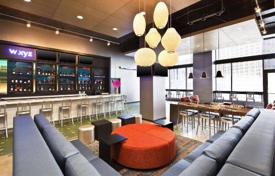 Restaurant Aloft Detroit at The David Whitney