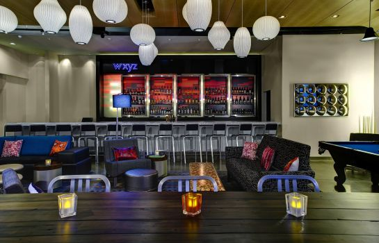 Hotel-Bar Aloft Durham Downtown