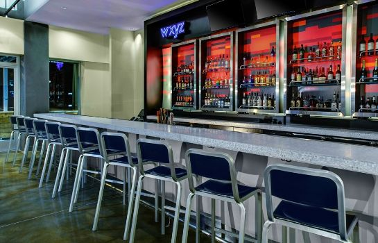 Restaurant Aloft Durham Downtown
