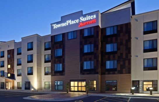 Außenansicht TownePlace Suites Sioux Falls South