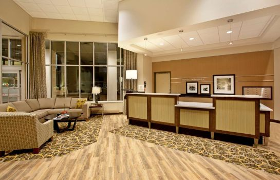 Hotelhalle Hampton Inn - Suites - Minneapolis-Downtown MN