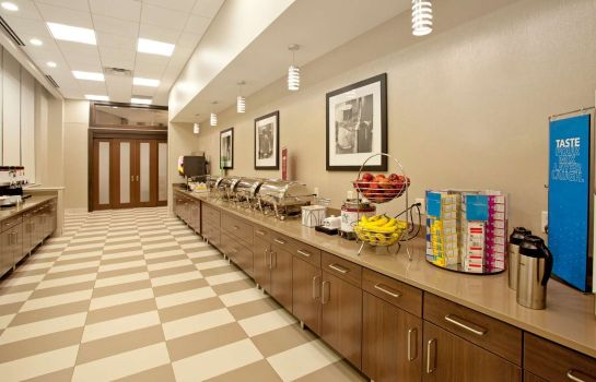 Restaurant Hampton Inn - Suites - Minneapolis-Downtown MN