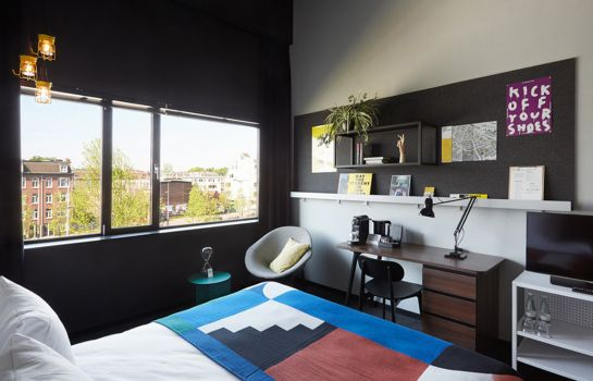 Suite The Student Hotel Amsterdam City