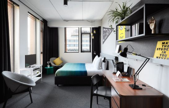 Zimmer The Student Hotel Amsterdam City