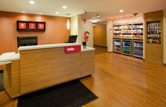 Hol hotelowy TownePlace Suites Sioux Falls South