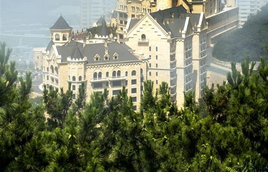 Exterior view The Castle Hotel a Luxury Collection Hotel Dalian