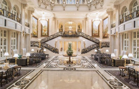 Lobby The Castle Hotel a Luxury Collection Hotel Dalian