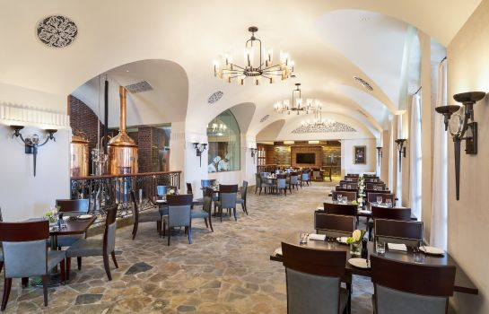 Restaurant The Castle Hotel a Luxury Collection Hotel Dalian