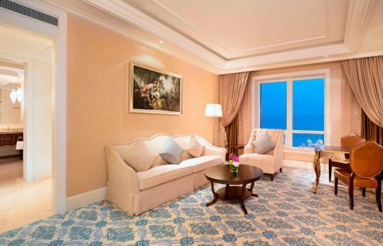 Suite The Castle Hotel a Luxury Collection Hotel Dalian